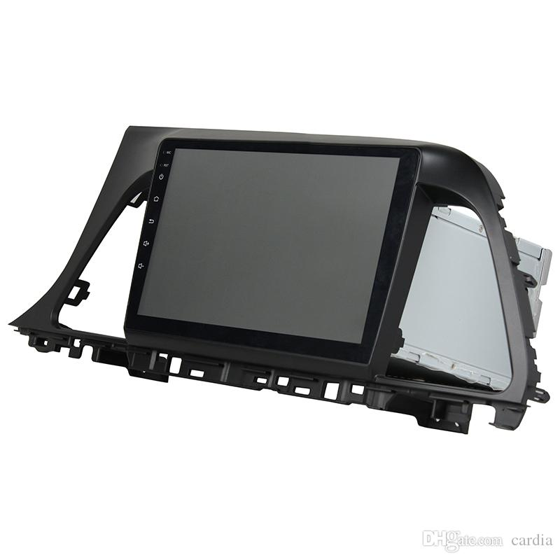 Car DVD player for HYUNDAI Sonata 2017 9inch Andriod 8.0 with 4GB RAM,GPS,Steering Wheel Control,Bluetooth,Radio
