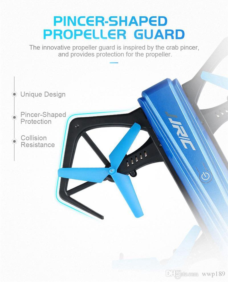 JJRC H43WH H43 Selfie Elfie WIFI FPV With HD Camera Altitude Hold Headless Mode Foldable Arm RC Quadcopter Drone H37 Mini