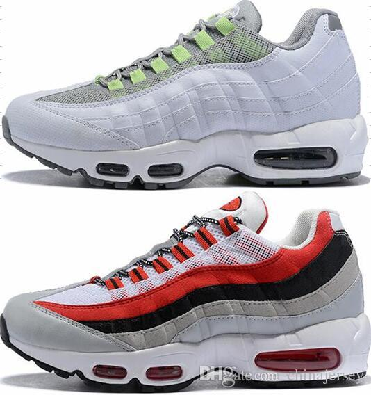 2019 50 Off Top Quality Mens Air Cushion Sports 95 Running Shoes