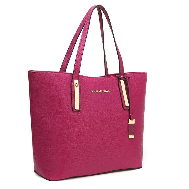 d2ede3ef3540 2018 Fashion Womens Leather Bag European Designer Micaels Handbags Ladies  Shoulder Bags Classic Messenger Bags Luxuries Famous Tote Bag Ladies  Handbags ...