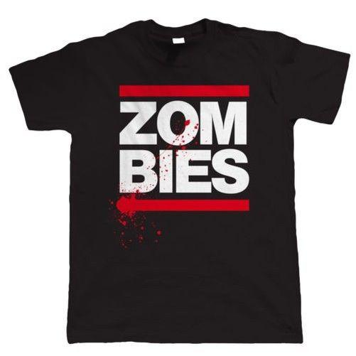 Zombies Mens T Shirt Gift For Dad Him Birthday Shirts Funky Women From Tomseng 1101