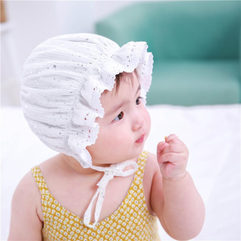 Korean Baby Cap Small Princess Package Head Caps Court Hat Baby Sun  Protection Hats Spring And Summer UK 2019 From Opps mybaby ec7110ad8