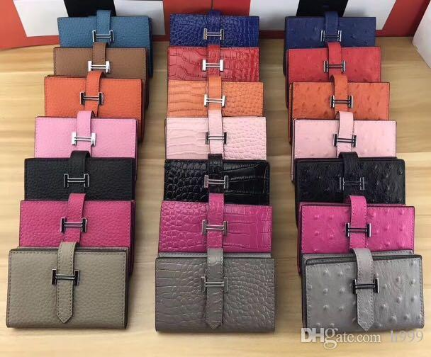 Luxury Fashion Porte Carte Cardholder Visitenkarten Etui Neu Genuine Quality