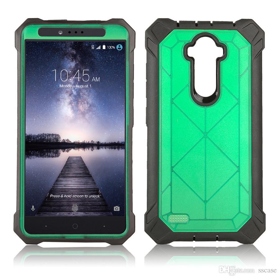 89b9f69ac79 Accesorios Para Moviles Para Samsung Galaxy J3 J7 J4 2017 2018 Prime Emerge  Skypro S8 S9 Plus Note 8 9 Funda Kickstand Tough Armor Cover Funda Anti  Shock ...