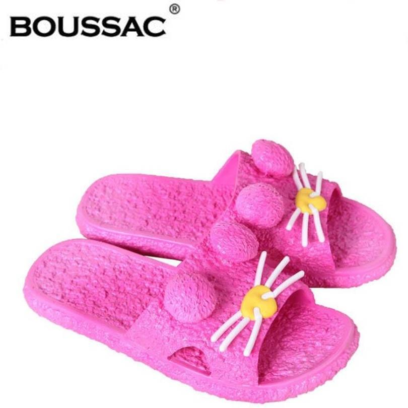 a34ee4a8efa1 New 2017 Women Flip Flops Beach Sandals Fashion Bling Slippers Summer Women  Flats Shoes Woman Flat Sandals Rubber Boots Womens Slippers From Yera