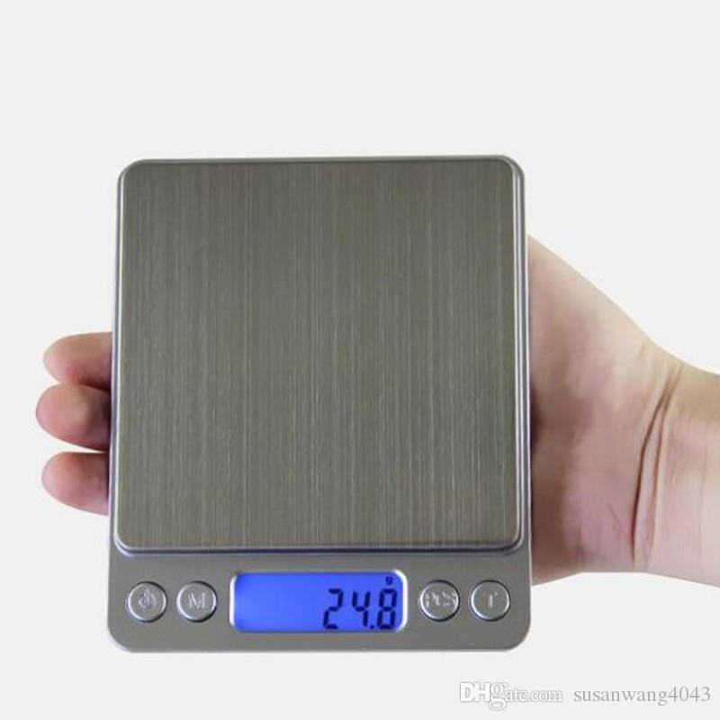 Mini Digital electronic Scale says 0.01g Pocket Weight jewelry kitchen bakery called scales accurate 1KG/2KG/3kg/0.1g 200G/500g/0.01g USZ170