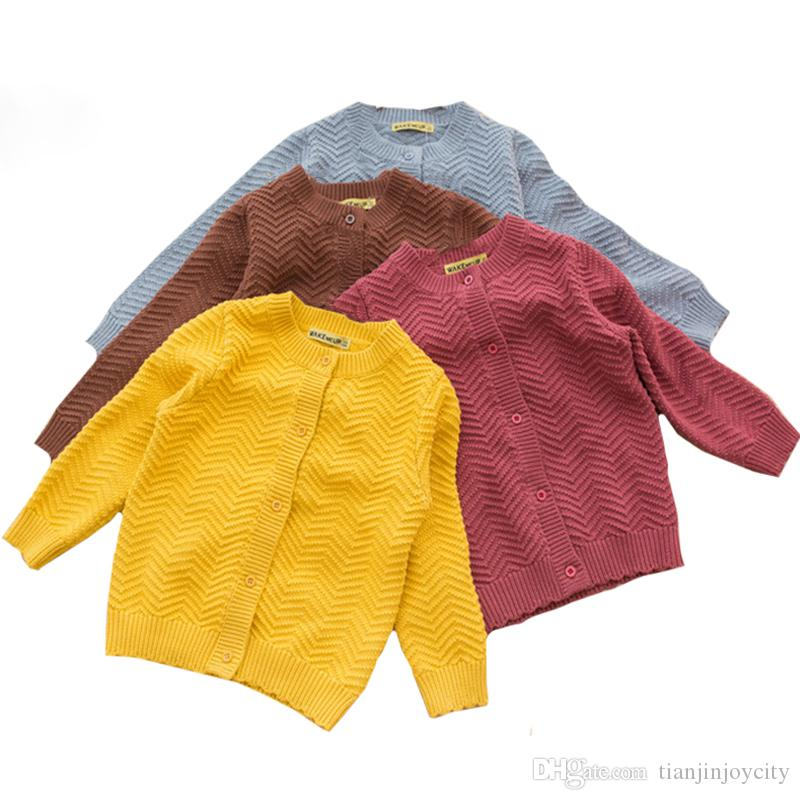36333f76d 2018 Girls Cardigan Spring Autumn Baby Sweaters Kids Clothes ...