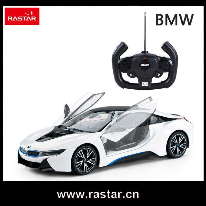 Wholesale Licensed R C 1 14 Remote Control Car Bmw I8 Brinquedos De