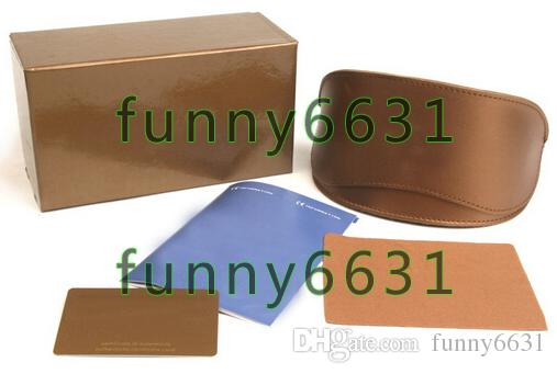 summer new HIGH quality women and men sunglasses box fshion case cloth glasses hard case A ++