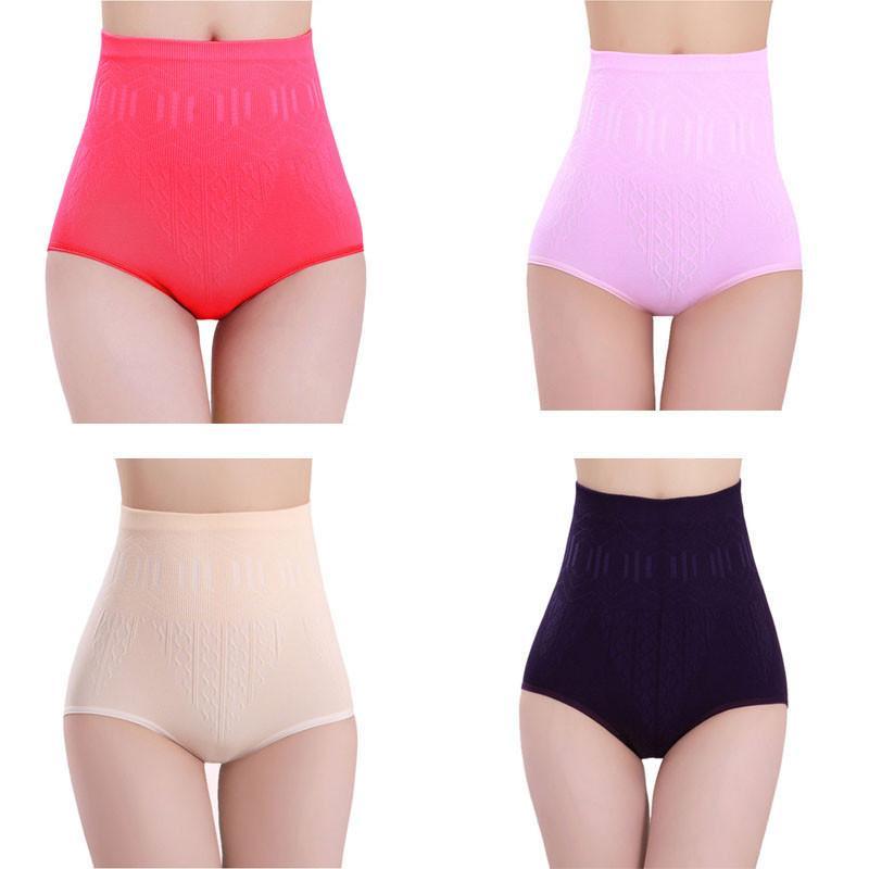 2017 frauen Höschen Mode Design Body Shaper Hüfte Bauch Bauch Control Briefs Hohe Taille Unterwäsche frauen Panty De222