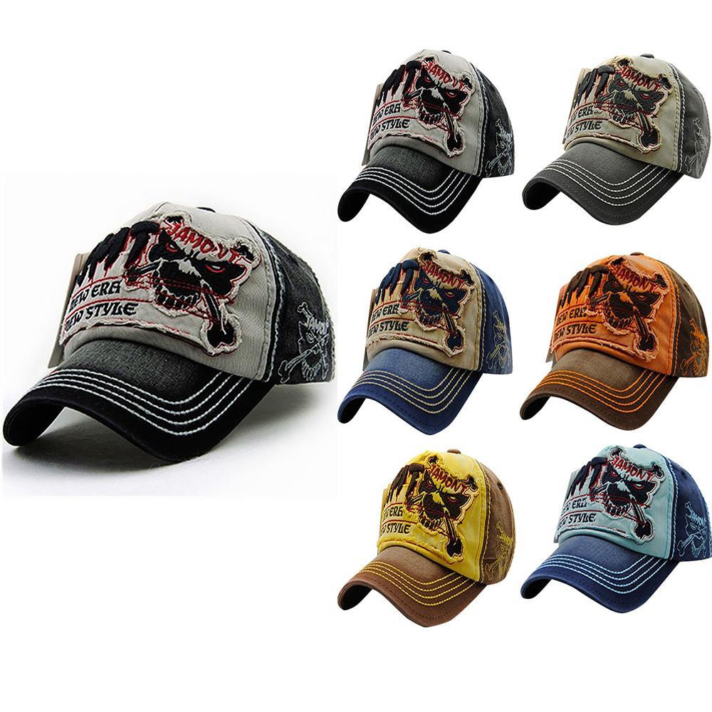 fa8083c5e feitong hat mens vintage cap women 2018 denim fashion baseball cap men hip  hop snapback ##*