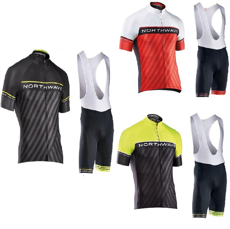 UCI 2018 Pro Team Northwave Cycling Jersey Ropa Ciclismo Man s Summer Short  Sleeve Bicycle Clothing MTB Bike Jersey Bib Shorts Kit Northwave Cycling  Jersey ... e6e0a6210