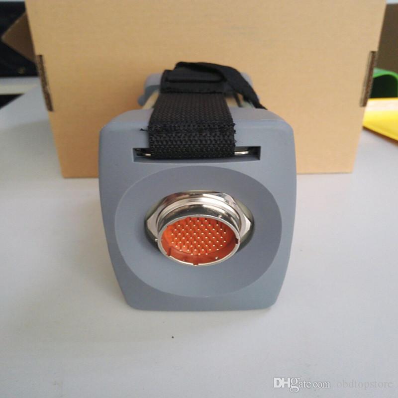 12v / 24v MB Estrela C3 Com 5 Cabos Ferramenta de Diagnóstico Auto MB C3 sem HDD mb estrela c3 Para Caminhão / Analisador de Motor de Carro multi-idioma