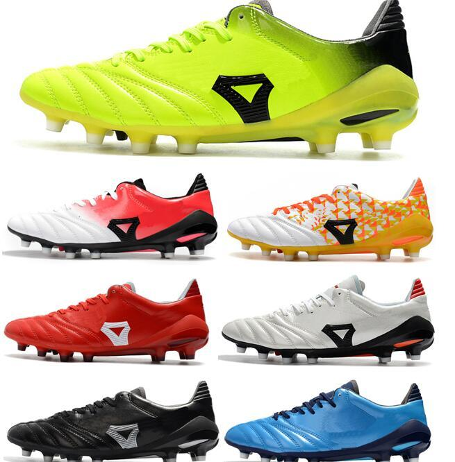 separation shoes 8a667 3838b 2019 2018 New Mens Leather Soccer Cleats Low Ankle Morelia Neo II FG Soccer  Shoes High Quality Mens Outdoor Football Boots From Ggg 01,  64.65    DHgate.Com