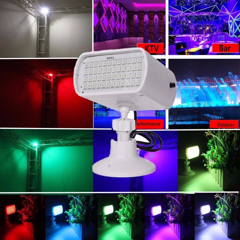 Strobe Light Show Led Stroboscope Lights Flash Adjustable Sound Control Disco 1000x1000