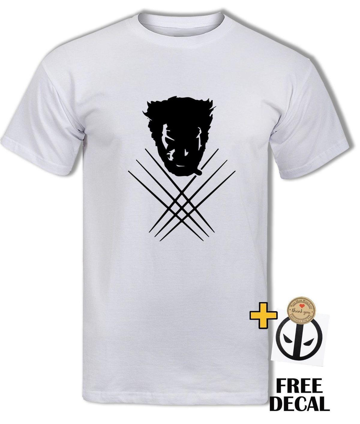 6ecaee4e0626 Wolverine Claws T Shirt, X Men, Super Hero T Shirt, Simple Design Logan, For  Men Biker T Shirts Make Your Own T Shirts From Linnan08, $14.67| DHgate.Com