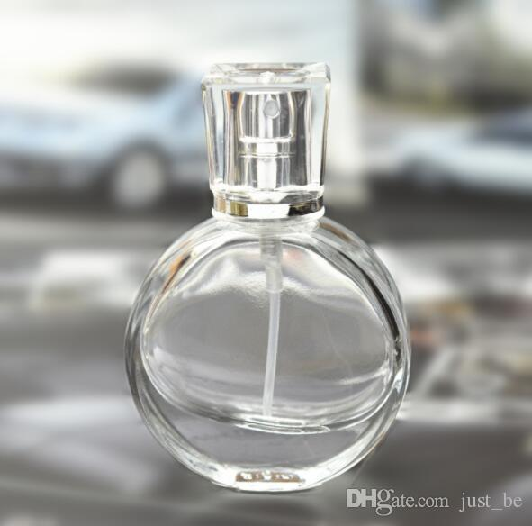 732031870a81 25ml Clear Glass Empty Perfume Bottles Atomizer Spray Refillable Bottle  Spray Scent Case with Travel Size Portable Funnel