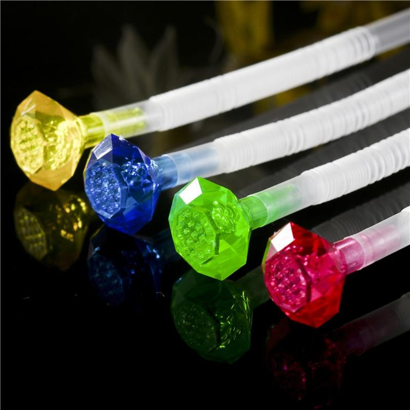 New Colorful Diamond Hookah Shisha Silencer Plastic Smoking Pipe Accessories More Colors Porous Design Great Air Flow High Quality