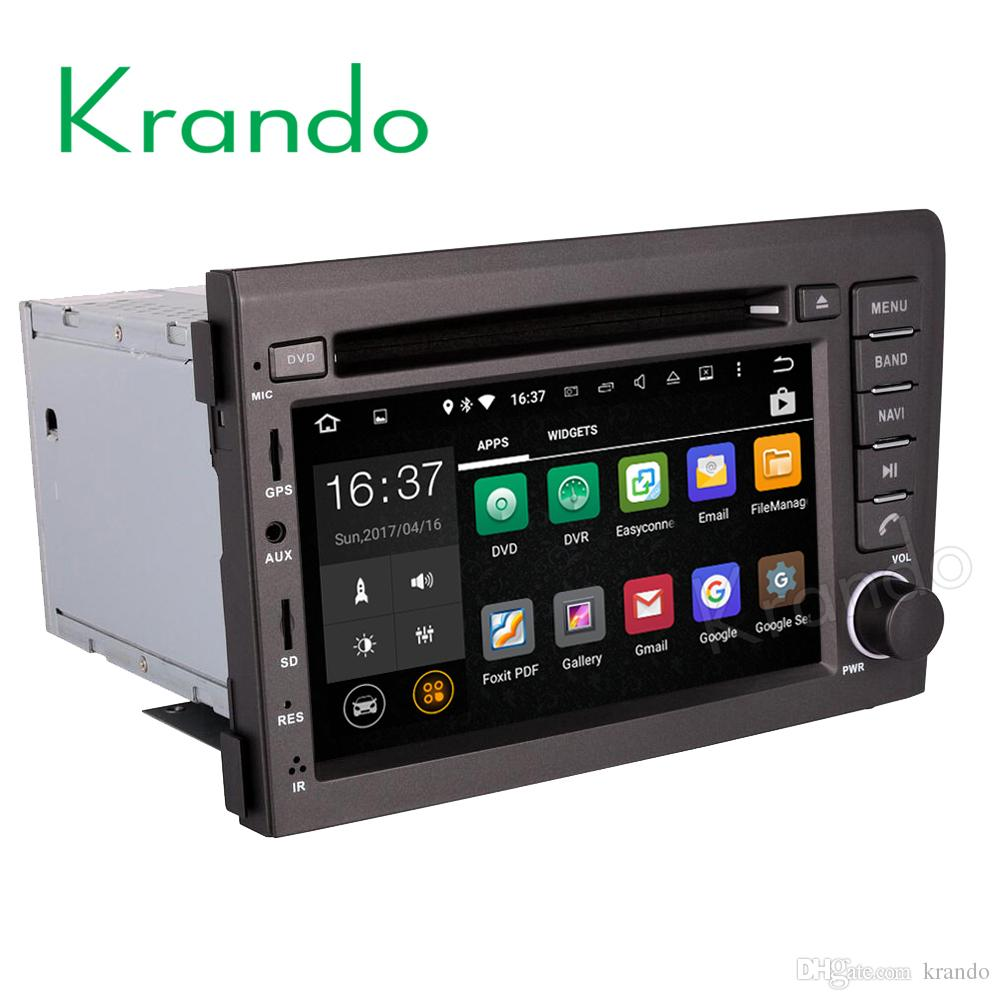 Compre Krando Android 7.1 Car DVD Radio Multimedia Para