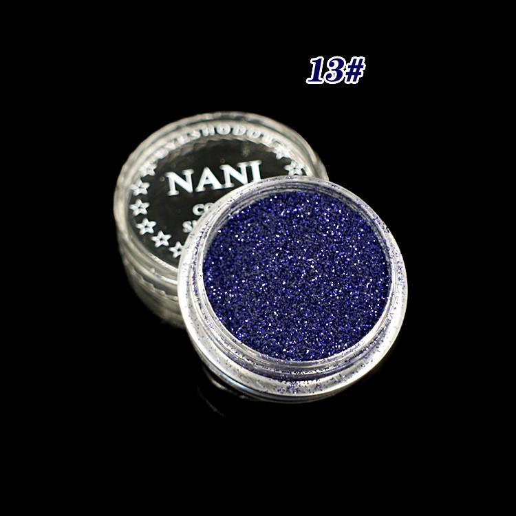 NALI 24 Farben-Leuchtmarker-Verfassungs-einzelne Augenschminkepaletten-Funkeln-Augen-Schatten-Schönheits-leuchtendes paleta de sombras DHL geben Verschiffen frei