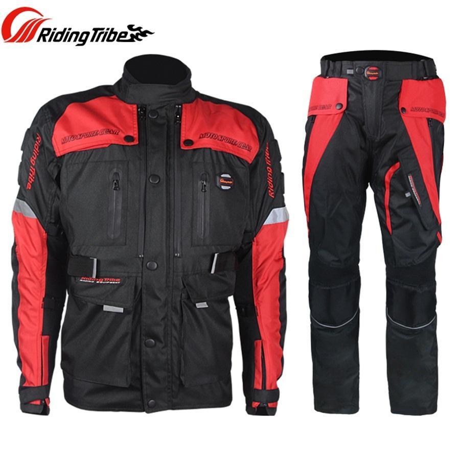 b3775e9a934 Compre Envío Gratis 1 Unidades Moto Motocicleta Chaqueta Impermeable CE  Armor Racing Rider Motocross Off Road Chaqueta Con 9 Unids Almohadillas A   308.93 ...