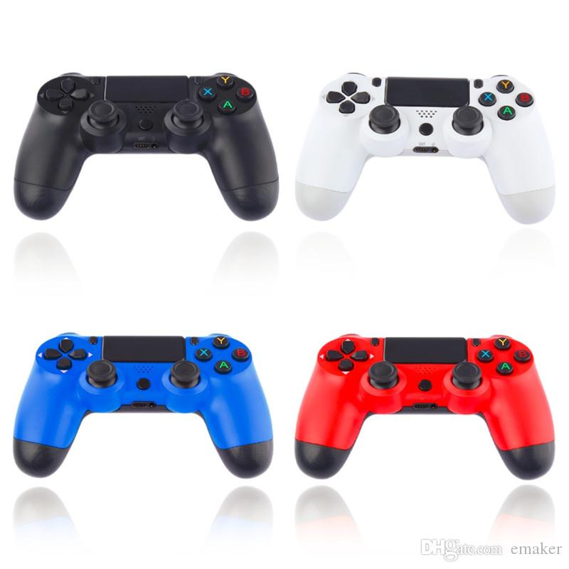 Bluetooth Wireless PS4 Controller for PS4 Vibration Joystick Gamepad PS4  Game Controller for Sony Play Station Without Packaging free DHL