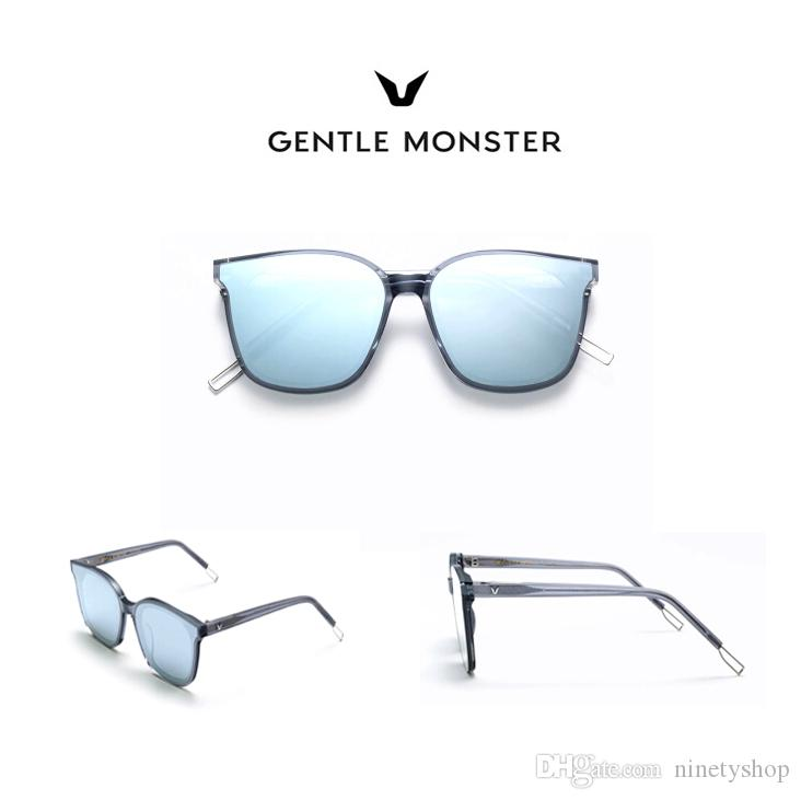 6182811c6750 Hot GENTLE MONSTER V Ladies Fashion Sunglasses G.M PAPAS Sunglasses PAPAS  G1 1M Eyewear Designer Sunglasses From Ninetyshop