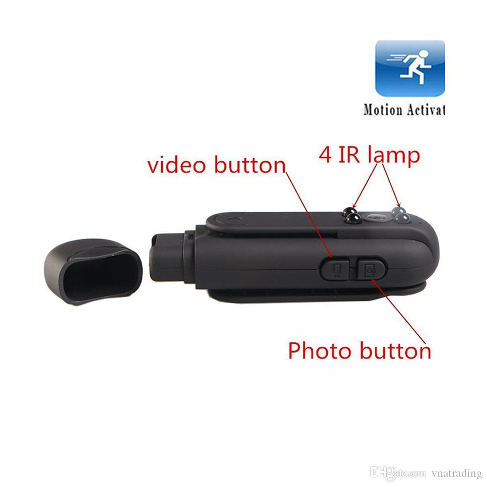Wholesale BV01 Full HD Mini Infrared Pen Camera Meeting Police Video Voice Rec 1080P