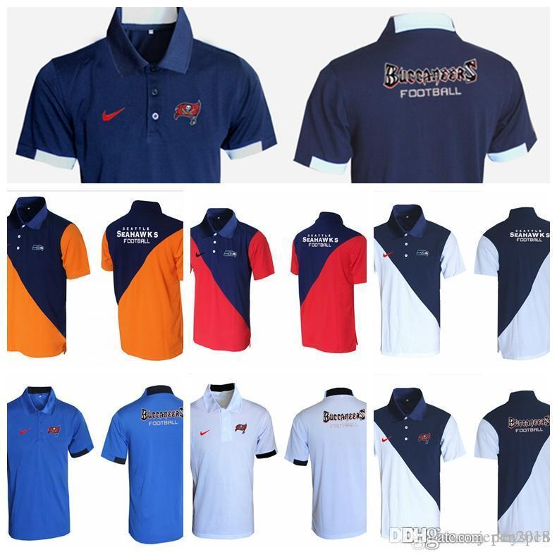 e0407e4d6 2019 2018 Men S New Rugby T Shirt Tampa Bay Buccaneers Carolina Panthers  Buffalo Bills Miami Dolphins Evergreen Polo Various Styles And Colo From  Pen2018