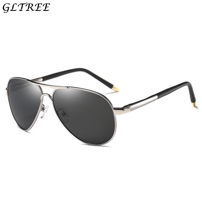 7692b4504c 2018 Fashion Sunglasses Men Pilot Brand Polarized Goggles Cool Travel  Driving Sun Glasses Male Vintage Eyewear Gafas G19 Online with  34.96 Piece  on ...