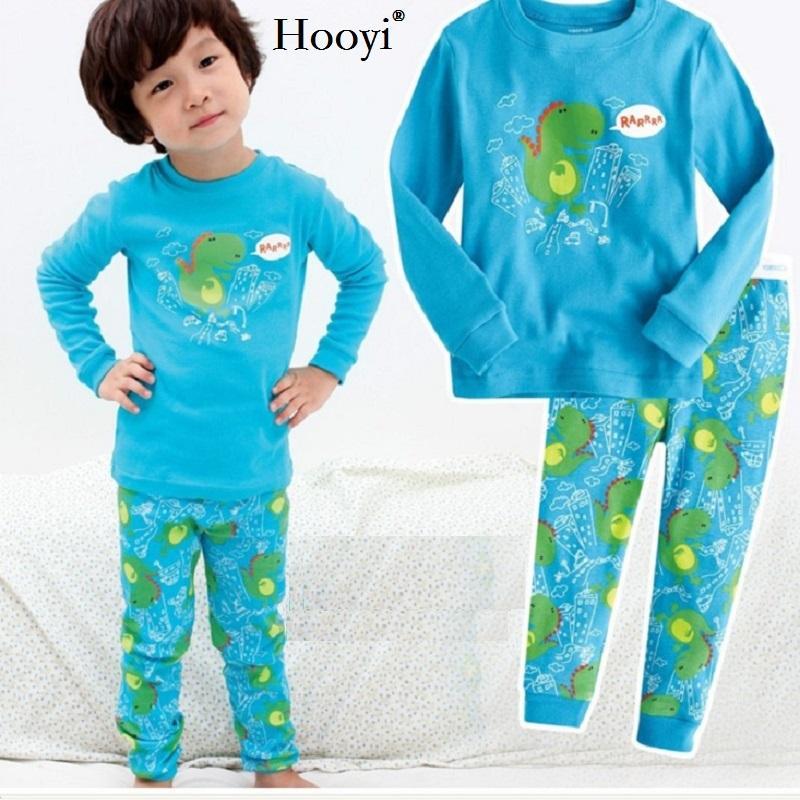 551964f184 Cartoon Children s Pajamas Suit Baby Boys Sleepwear PJ S Girls Pijama Sets Kids  Pyjamas Blue Boys Sport Clothes Suit 100% Cotton Pajama Girl Fun Kids ...