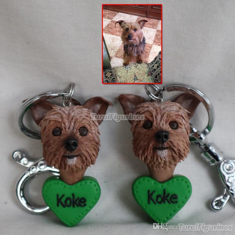 Turui Figurines Custom Keychain Keyring Key Chain Female Doctor Bobblehead Valentines Day Ideas For Her Valentine Gift Cake Topper Cheap Birthday