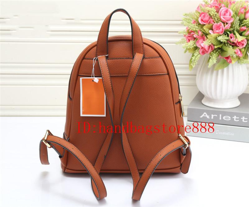 2019 new Fashion women famous backpack style bag handbags for girls school bag women Designer shoulder bags purse