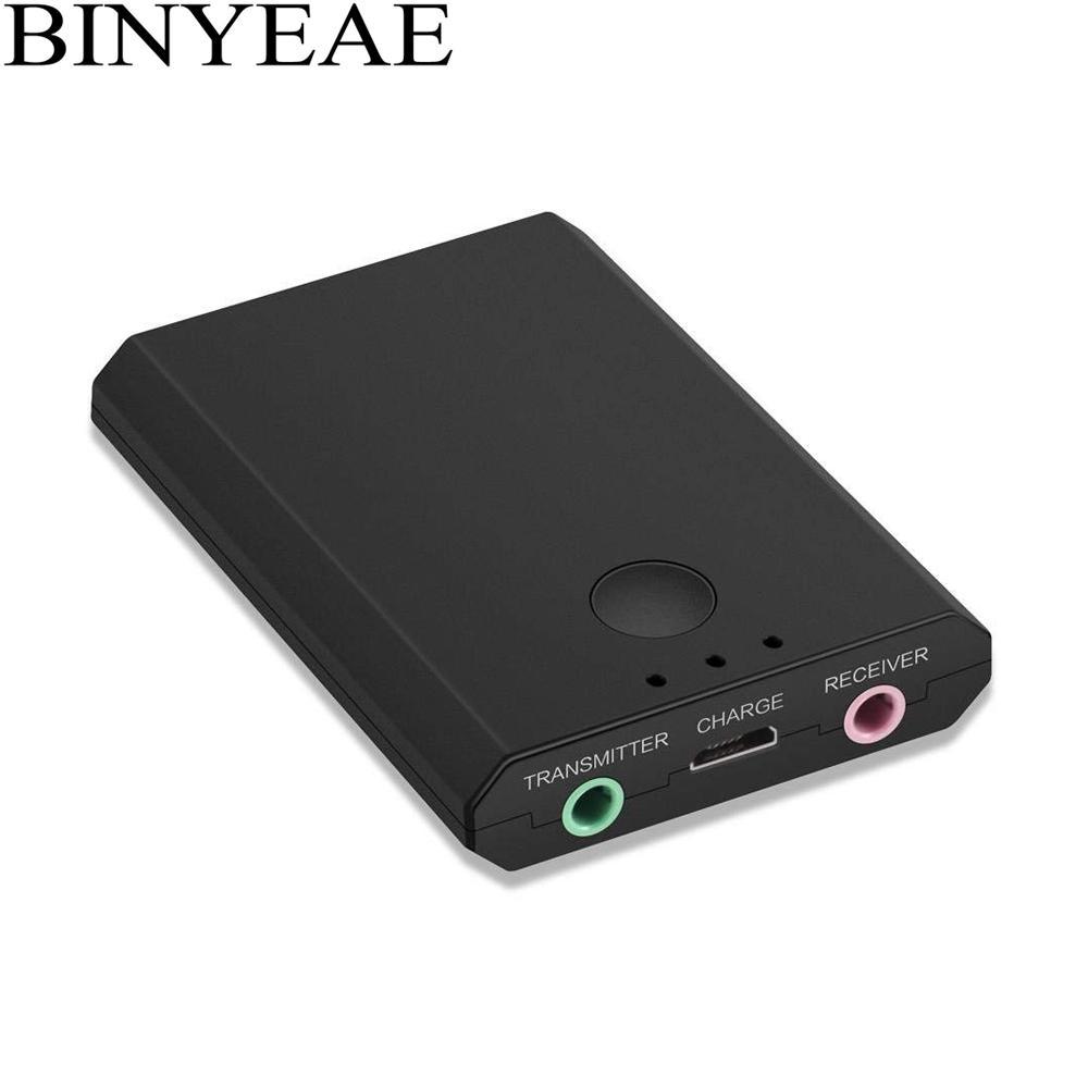 Funkadapter Bluetooth Csr A2dp Audio Sender Empfänger 2 In 1 Stereo Musik Adapter Für Tv Tablet Pc Laptop Home Stereo Unterhaltungselektronik