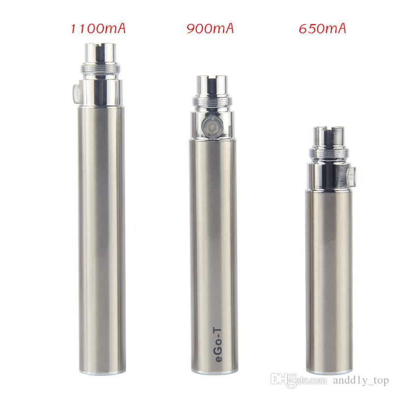 CE4 eGo blister Kit Electronic cigarette e cig kit 650mah 900mah 1100mah Ce4 Tank EGO-T battery blister Clearomizer Vape E-cigarette kit