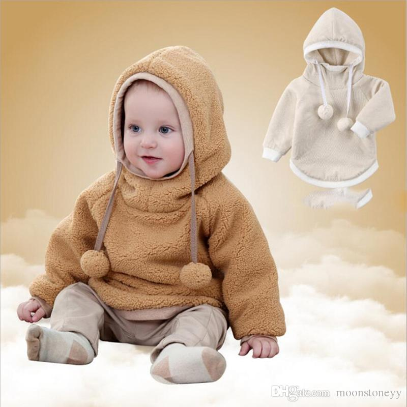 c5584ecdd5df Autumn Winter Cotton Cashmere Sweater Baby Boy Sweater Girl Cashmere ...