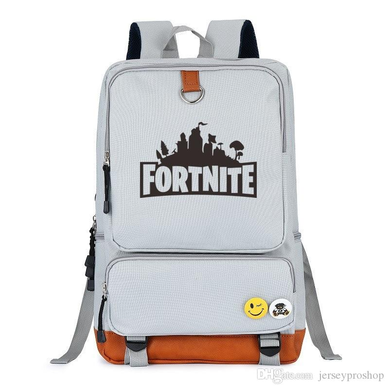 dd8d323288 2019 Fortnite Battle Royale Travel Backpack Unisex Kids School Shoulder  Bags Backpack Teenager Students Bag Sports Tote Xmas From Jerseyproshop