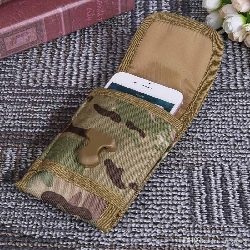 Outdoor Sport Case For iPhone 4/4s 5/5s 6/6S 7 Plus Samsung All Mobile Phone Smartphone Below 6 Inch Phone Bag Pouch