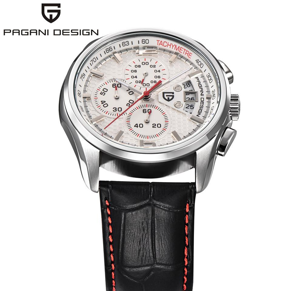 ef1e8da26f2 Compre Pagani Design Dos Homens Novos Cronógrafo Relógios Homens ...