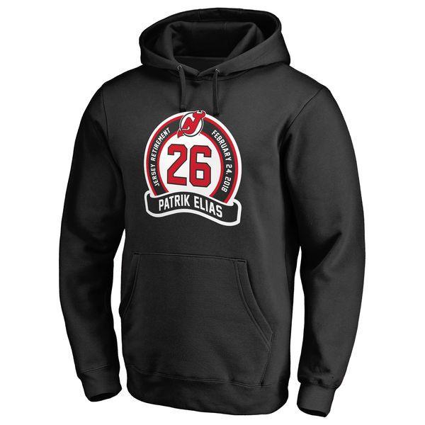 2019 NHL NEW JERSEY DEVILS HOCKEY Hoodies Nico Hischier Taylor Hall Martin  Brodeur Cory Schneider Travis Zajac Hoodie Sweatshirts From Okayfans 66855b3bff7