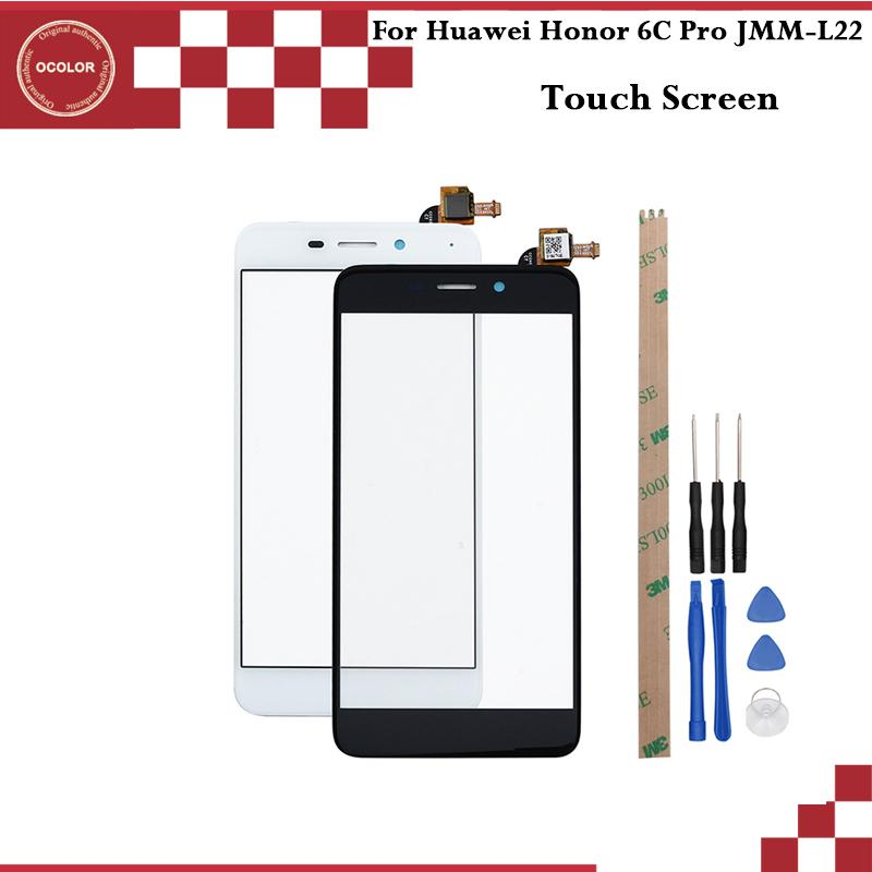 ocolor For Huawei Honor 6C Pro JMM-L22 Touch Screen Digitizer Sensor  Replacement With Tools For Huawei Honor 6C Pro JMM-L22