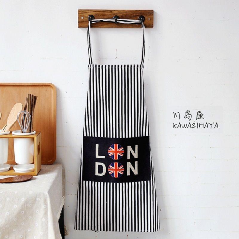Acquista Tela Grembiule Da Cucina In Stile Giapponese Grembiule A ...