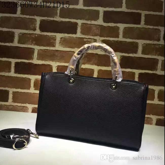 2018 Hot Sale Original Quality Luxury Designer Handbags For Women Lady Shoulder  Bag High Quality Luxury Brand Bags Famous Women Bags 323660 Satchels Leather  ... 0be3619e67