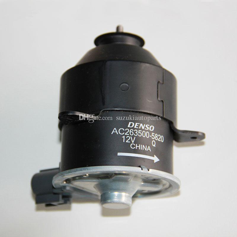 ORIGINAL Quality DENSO Auto Radiator fan Motor 263500-5820 FOR Suzuki