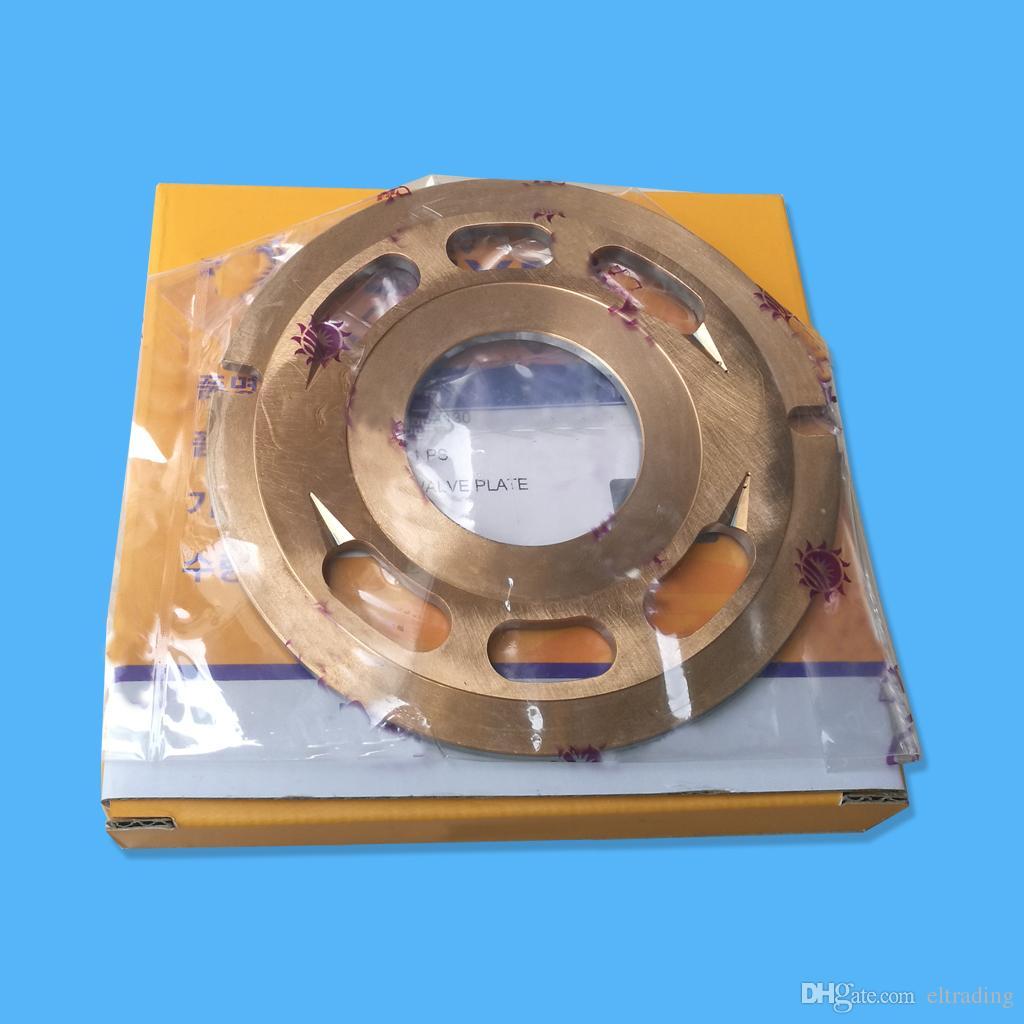 Kobelco Excavator SK160LC-6E SK170-8 SK170-9 SK200-6ES SK210-6E SK200LC-8  SK200SR Valve Plate YN15V00025S131 for M5X130 Swing Motor