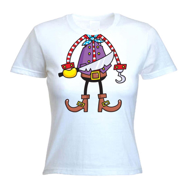 cda10ebbf PIRATE BOY FANCY DRESS LADIES T SHIRT Hen Party Do Night Costume Outfit T  Shirts Shopping Really Funny T Shirts From Bincheng3, $11.56| DHgate.Com