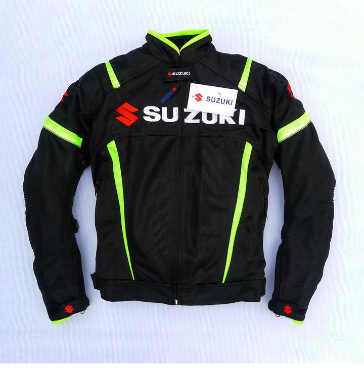 Summer Mesh Motorcycle Jackets Moto Racing Windproof Jackets Fit For