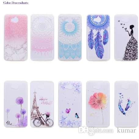 Phone Cases For Huawei Y5 2017 MYA-L02 MYA-L03 MYA-L22 MYA-L23 Cell hoesjes  Silicon Covers For Huawei Y 5 2017 Maya MYA L02 L03