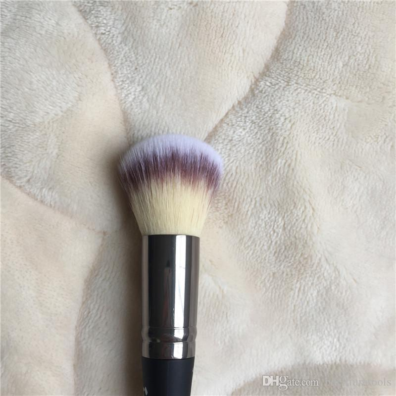 HEAVENLY LUXE COMPLEXION PERFECTION BRUSH # 7 خافي عيوب الوجه كونتور كونتور ، فرشاة مكياج