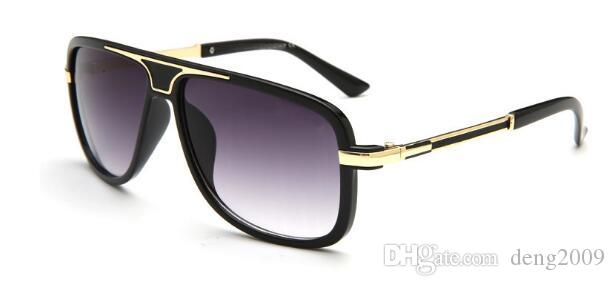 Compre Óculos De Sol Para Homens Mulheres De Luxo Mens Sunglass Moda Óculos  De Sol Retro Óculos De Sol Das Senhoras Óculos De Sol Rodada Espelho  Designer De ... c1c08f9414